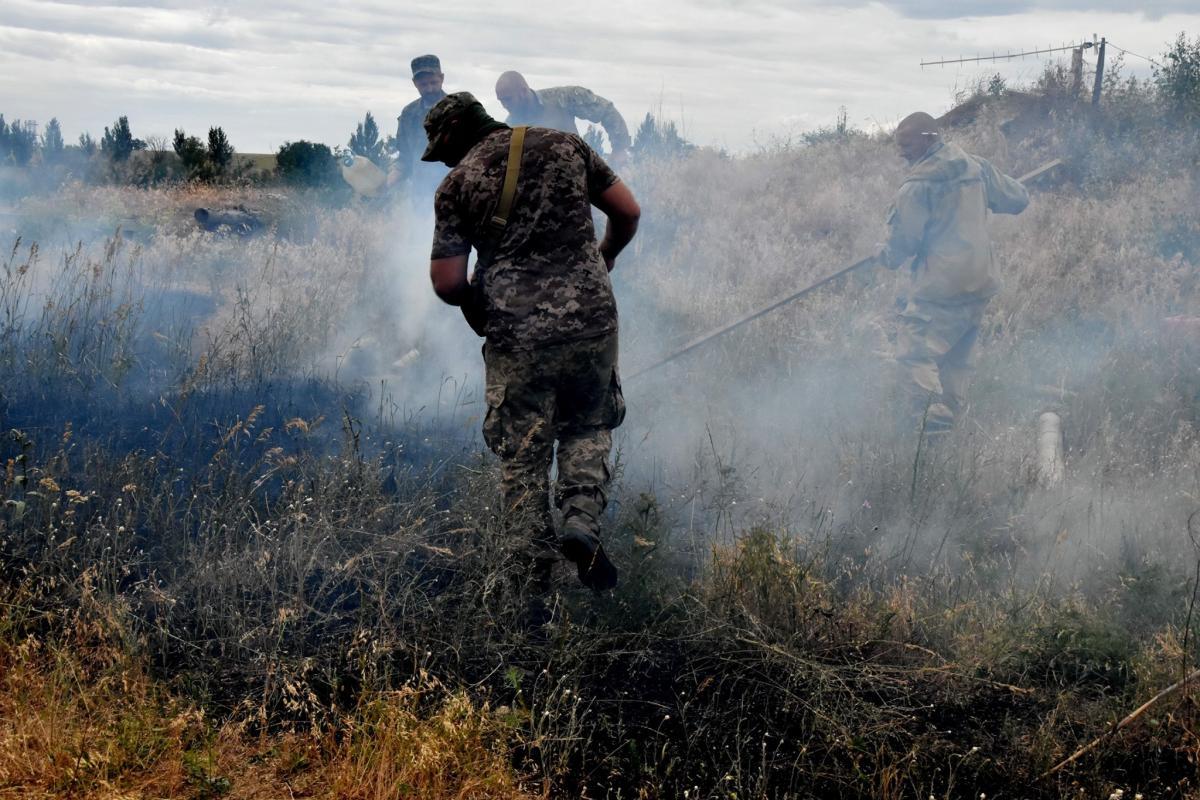 С начала этих суток вооруженные формирования России и ее наемники 2 раза нарушили режим прекращения огня / Штаб ООС