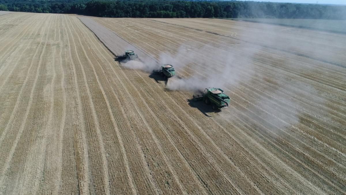 Стоит признать, что украинская сельхозтехника уступает по качеству оборудованию мировых производителей / УНИАН