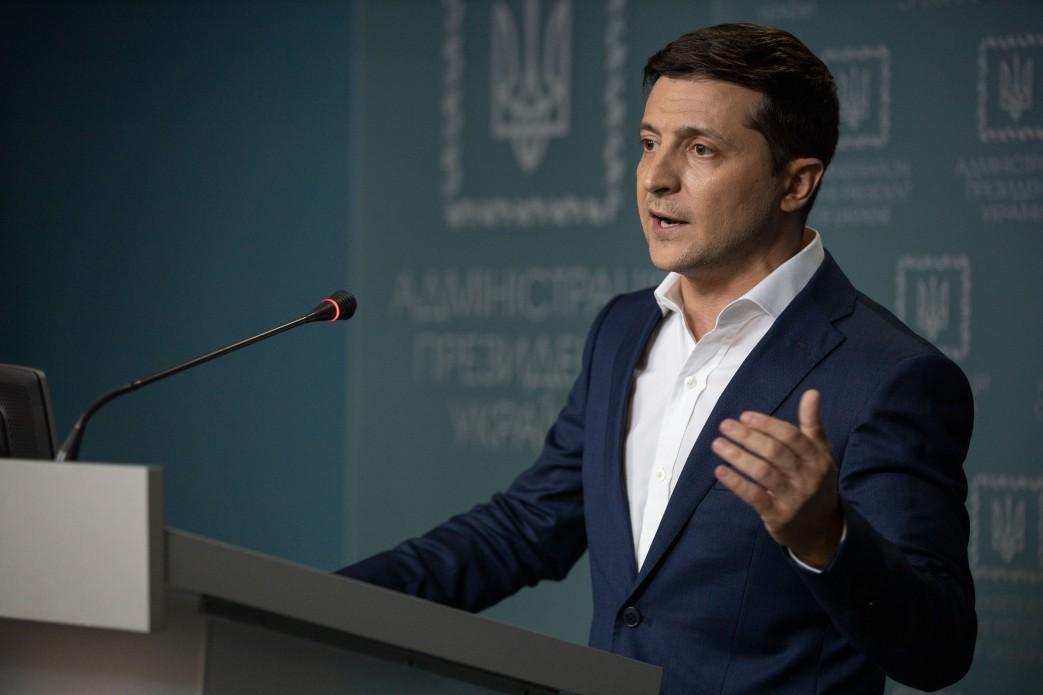 Зеленский поговорил по телефону с Путиным / фото president.gov.ua