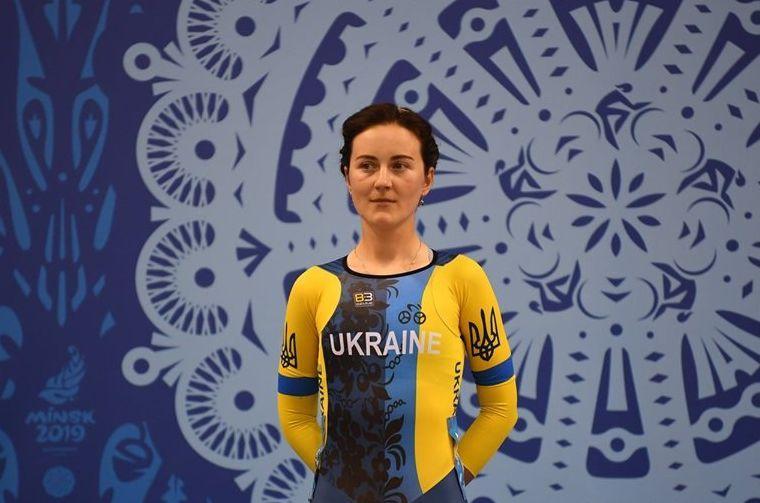 Анна Соловей выиграла золото Европейских игр / фото: НОК Украины