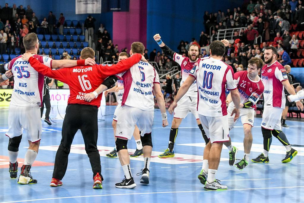 Мотор дебютує в SEHA-лізі в наступному сезоні / фото: handball.motorsich.com