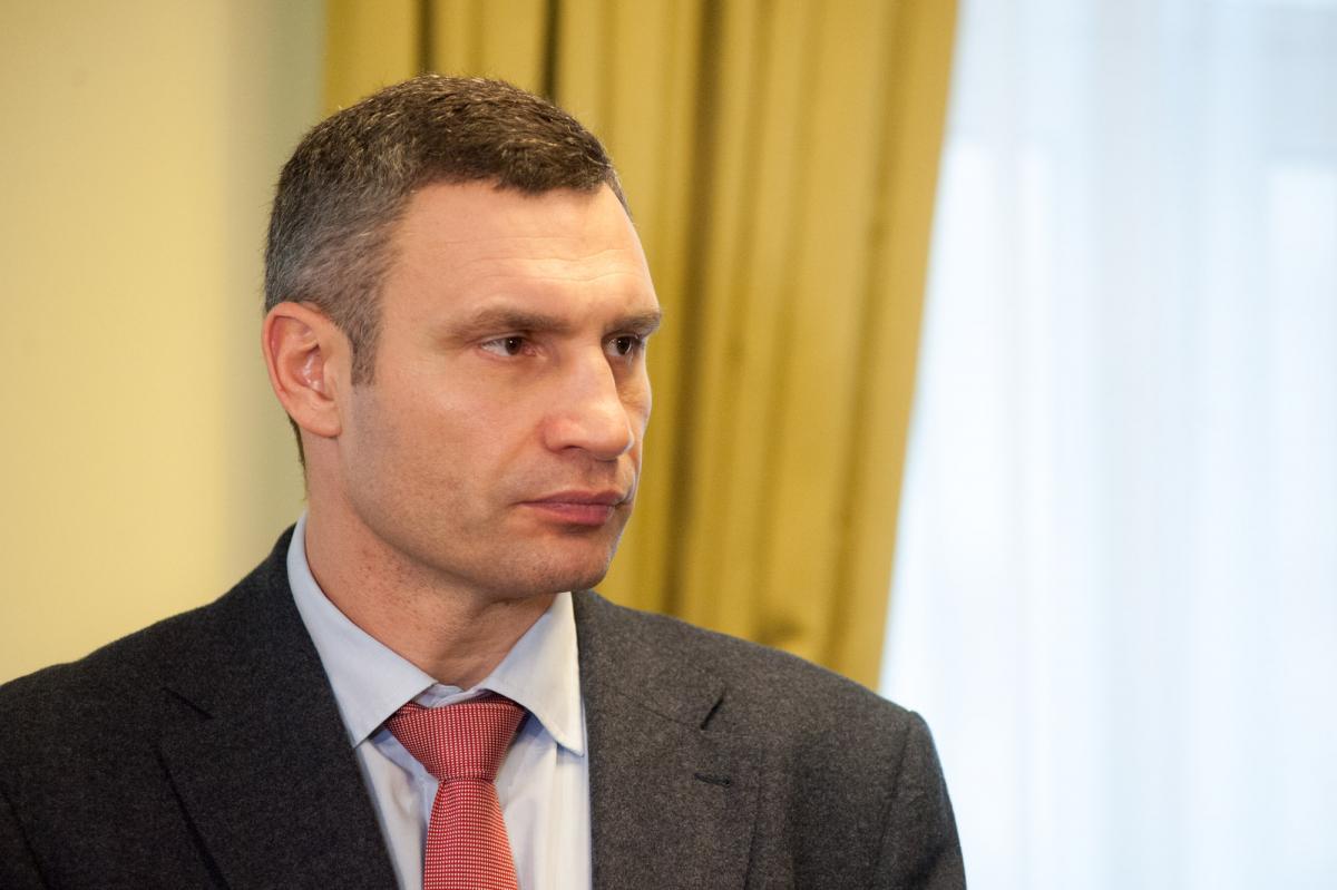 Кличко заверил, что никто не влияет на принятие его решений / фото kiev.klichko.org