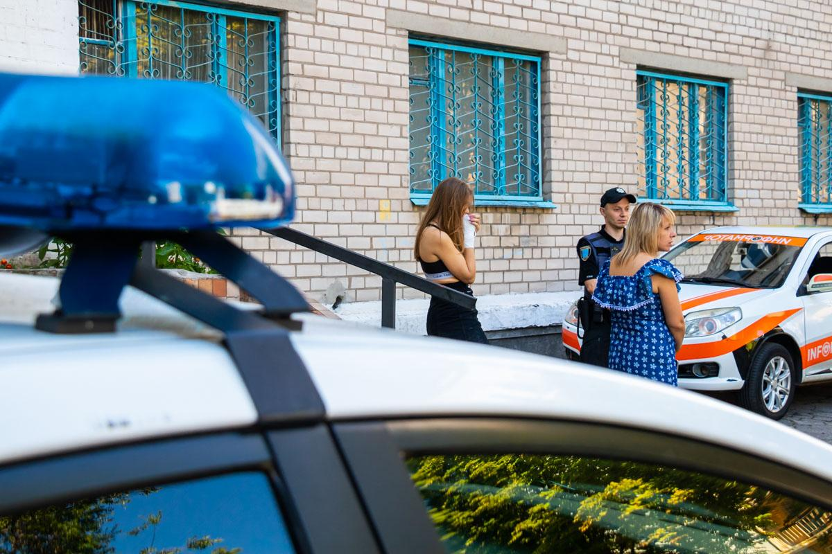 У Дніпрі постраждала дівчина, яка намагалася залізти у вікно гуртожитку по мотузці з простирадл / Інформатор