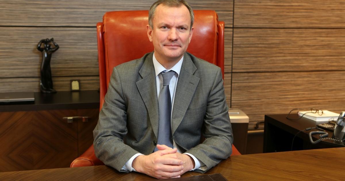 Александр Башенко возглавляет ФВУ с 2015 года / фото: НОК Украины
