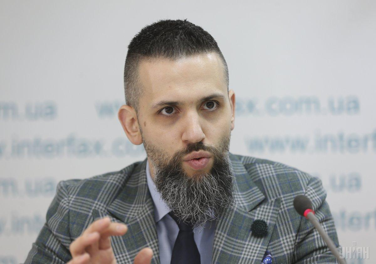 Максим Нефедов возглавил таможню / Фото УНИАН