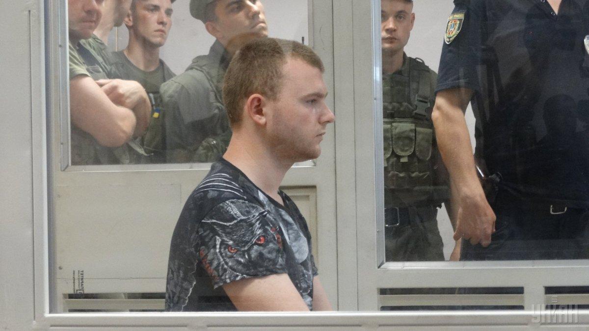 По подозрению в убийстве был задержан 22-летнийНиколай Тарасов/ фото УНИАН