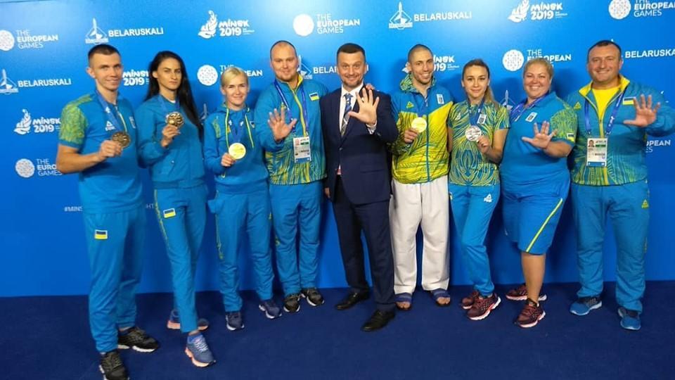 Українські спортсмени, зауважив Левчук, здобувають медалі не завдяки, а всупереч системі