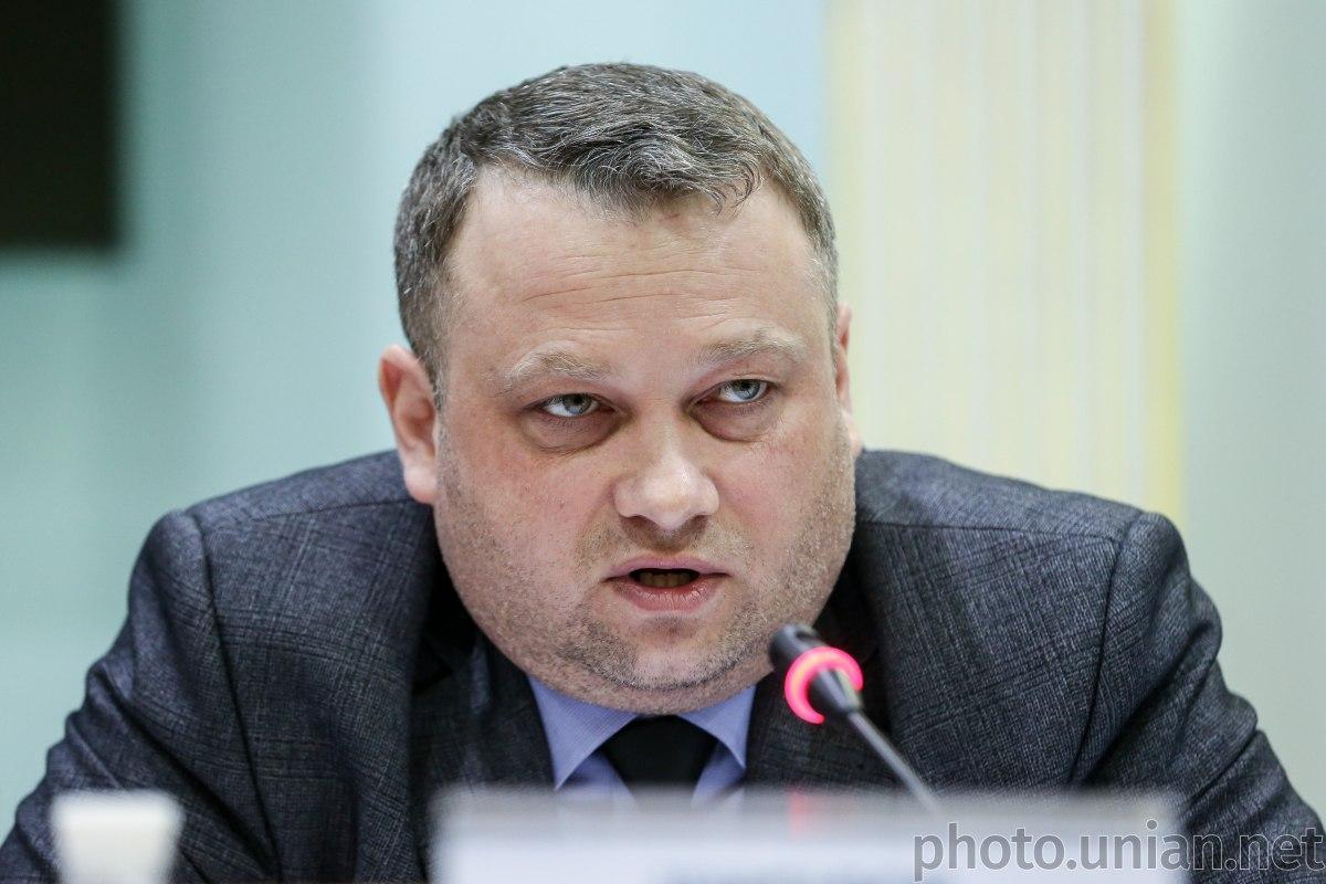 Член Центральної виборчої комісії Леонтій Шипілов / фото УНІАН