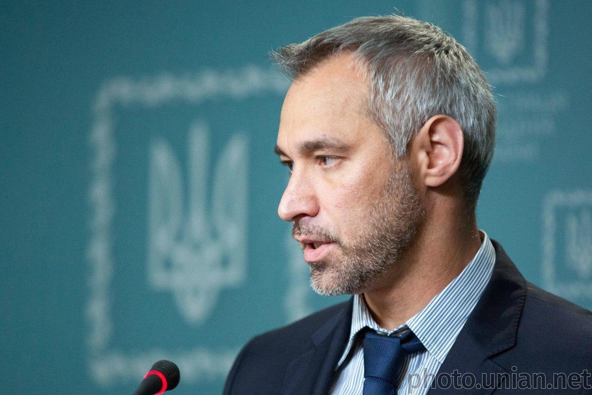 Рябошапка також уточнив, що наразі Гладковський затриманий / фото УНІАН