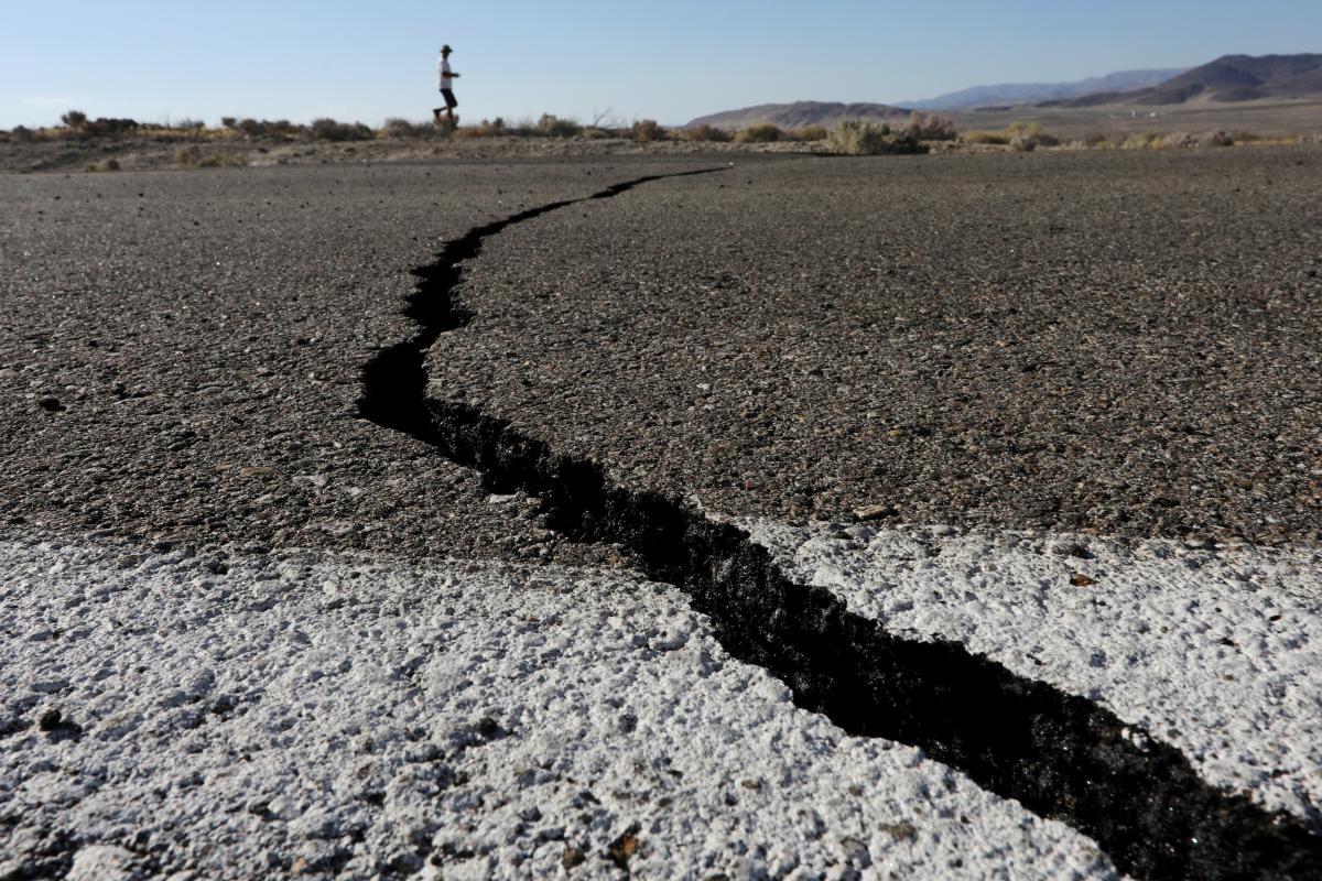 В Аргентині стався потужний землетрус / фото REUTERS