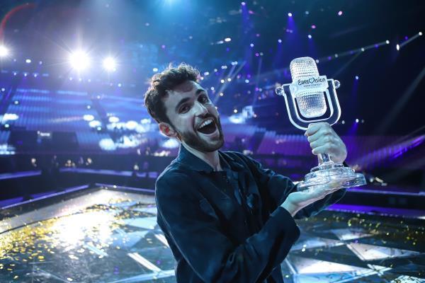 Победитель Евровидения-2019 Дункан Лоуренс / Фото: bleistiftrocker.de