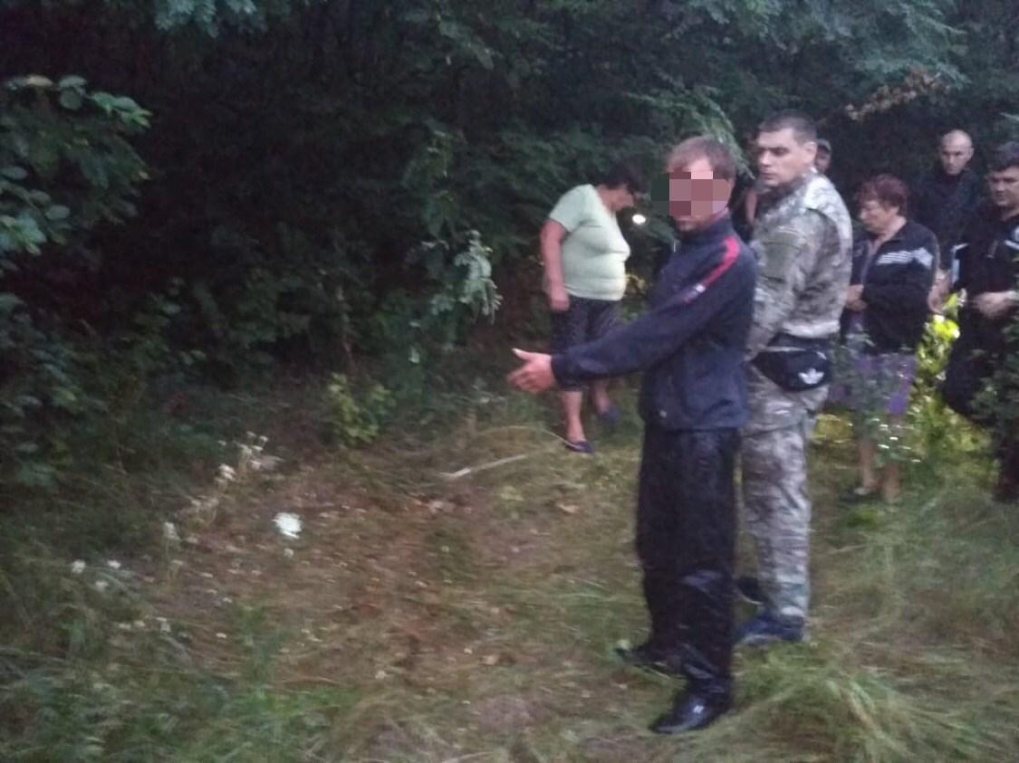 На Днепропетровщине нашли мертвой девочку, которую разыскивали неделю / фото facebook.com/Vyacheslav.Abroskin