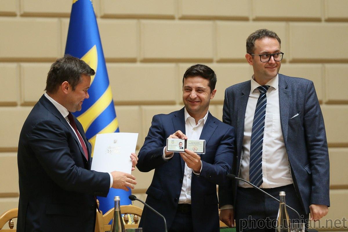 Маркіян Мальський став новим головою Львівської ОДА / фото УНІАН