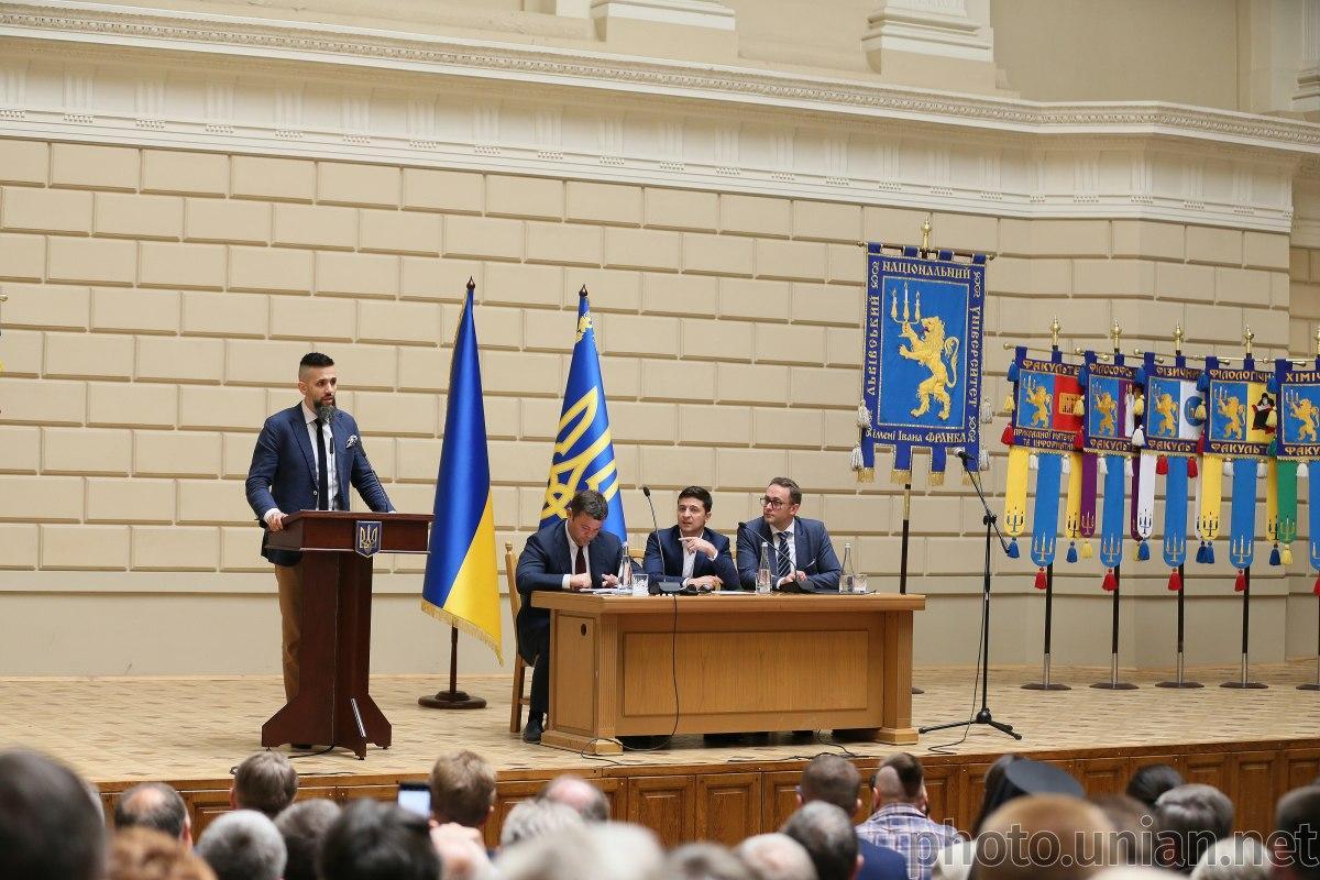 Кабмін призначив першого заступника міністра економічного розвитку і торгівлі Нефьодова головою Держмитслужби / фото УНІАН