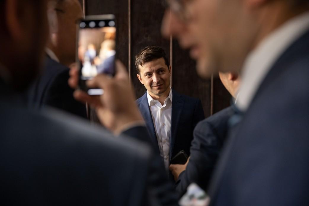 Президент еще раз затронул вопрос об увольнении руководителей четырех таможен / фото president.gov.ua