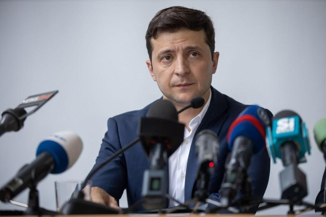 Зеленский рассказал о своемпрезидентскомкортеже / фото president.gov.ua