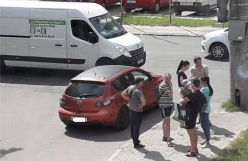 У Львові розшукують грабіжників, які викрали з авто понад 300 тис. гривень / фото facebook.com/igor.zinkevych