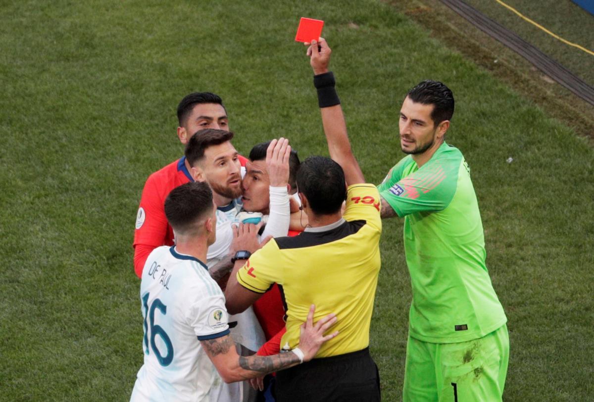Аргентина - Чилі / REUTERS