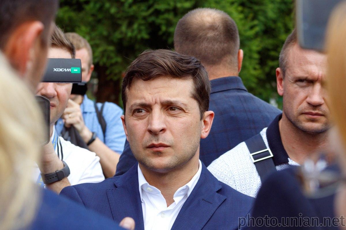 Эксперт считает, что Зеленскому не стоит спешить с визитом в США / фото УНИАН