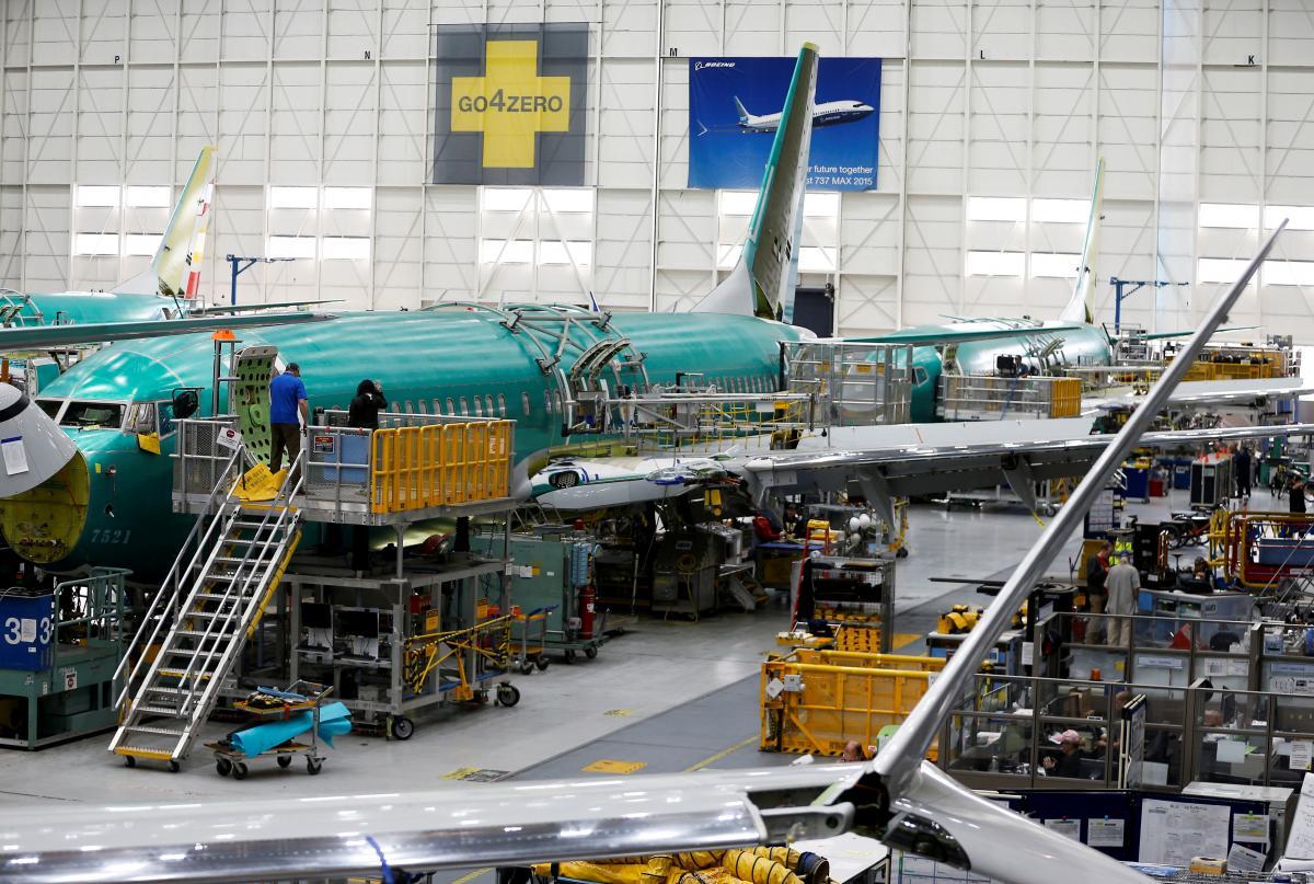 Лайнеры Boeing продали польской чартерной авиакомпании / REUTERS