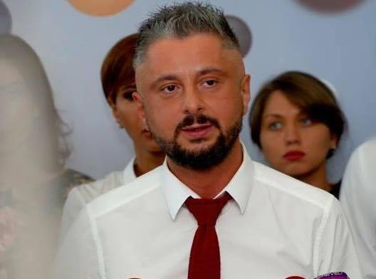 """Директор """"Рустави-2"""" считает неприемлемой форму заявления, которую избрал журналист / фото Nika Gvaramia, Facebook"""