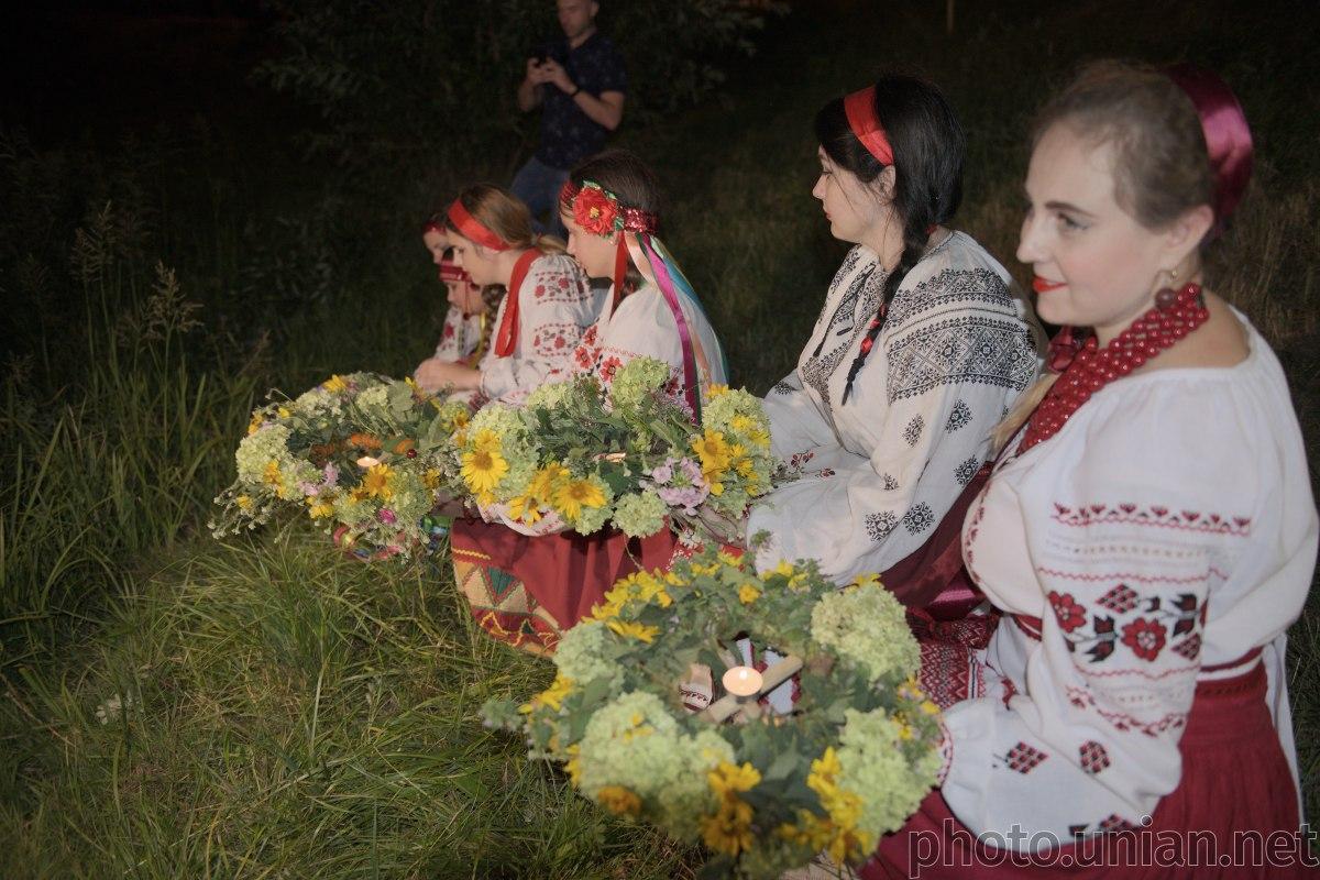 Ивана Купалаотмечаютв ночь с 6 на 7 июля/ фото УНИАН