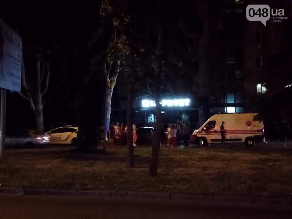 За попередніми даними, водій BMW загинув на місці / фото: 048.ua