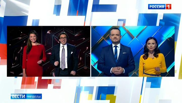 СБУ допросила генпродюсера NewsOne из-за телемоста с пропагандистским телеканалом Россия 1 / Vesti.ru