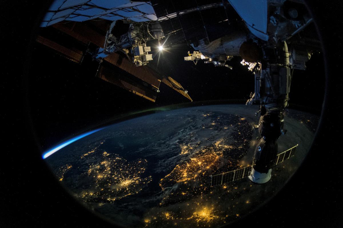 12 апреля - Всемирный день авиации и космонавтики / фото REUTERS