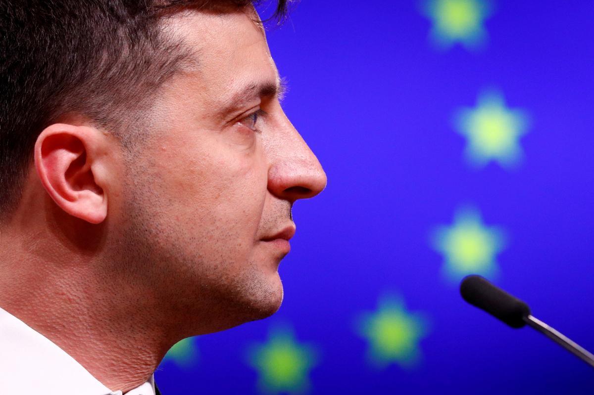Президент Украины Владимир Зеленский / REUTERS