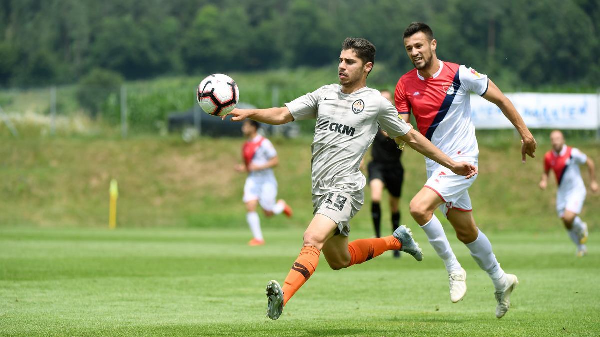 Дончане забили пять голов за два матча / фото: ФК Шахтер