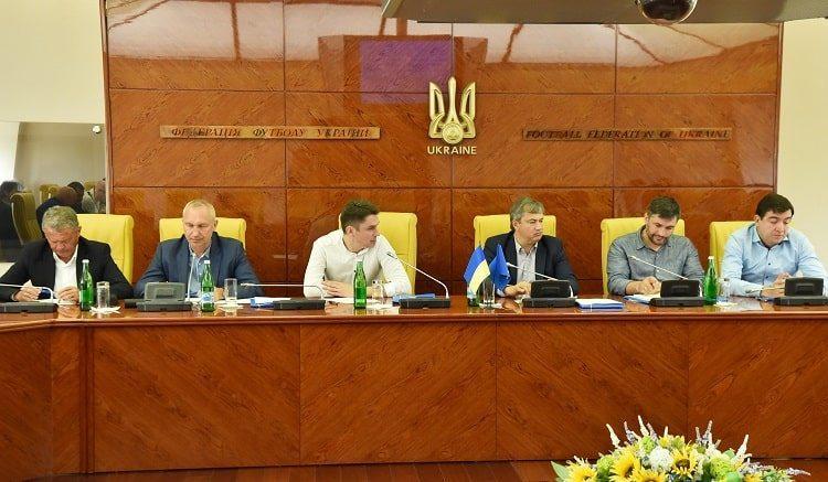 В УАФ ждут реакции клубов / фото: ffu.ua