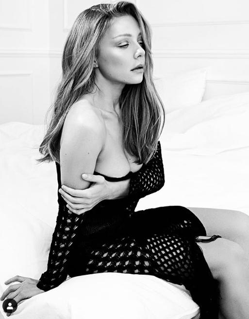 Кароль излучает сексуальность на новом фото / instagram.com/tina_karol