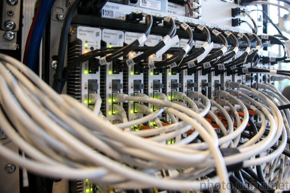 Протокол IPv4 рассчитан на 4,3 млрд клиентов / фото УНИАН