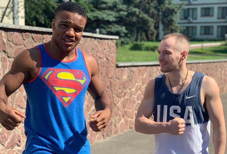 Беленюк и Верняев обратились к президенту вместе / фото: Instagram