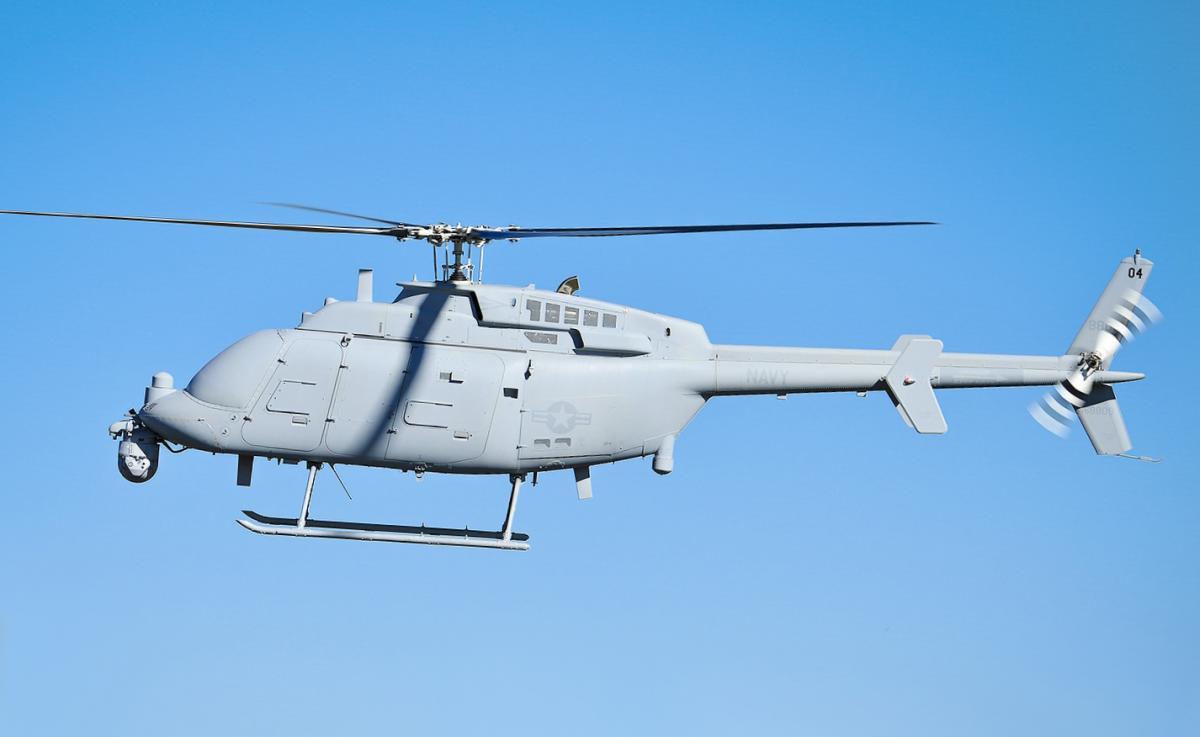 У американского флота появился новый беспилотник / wikipedia.org, US Navy