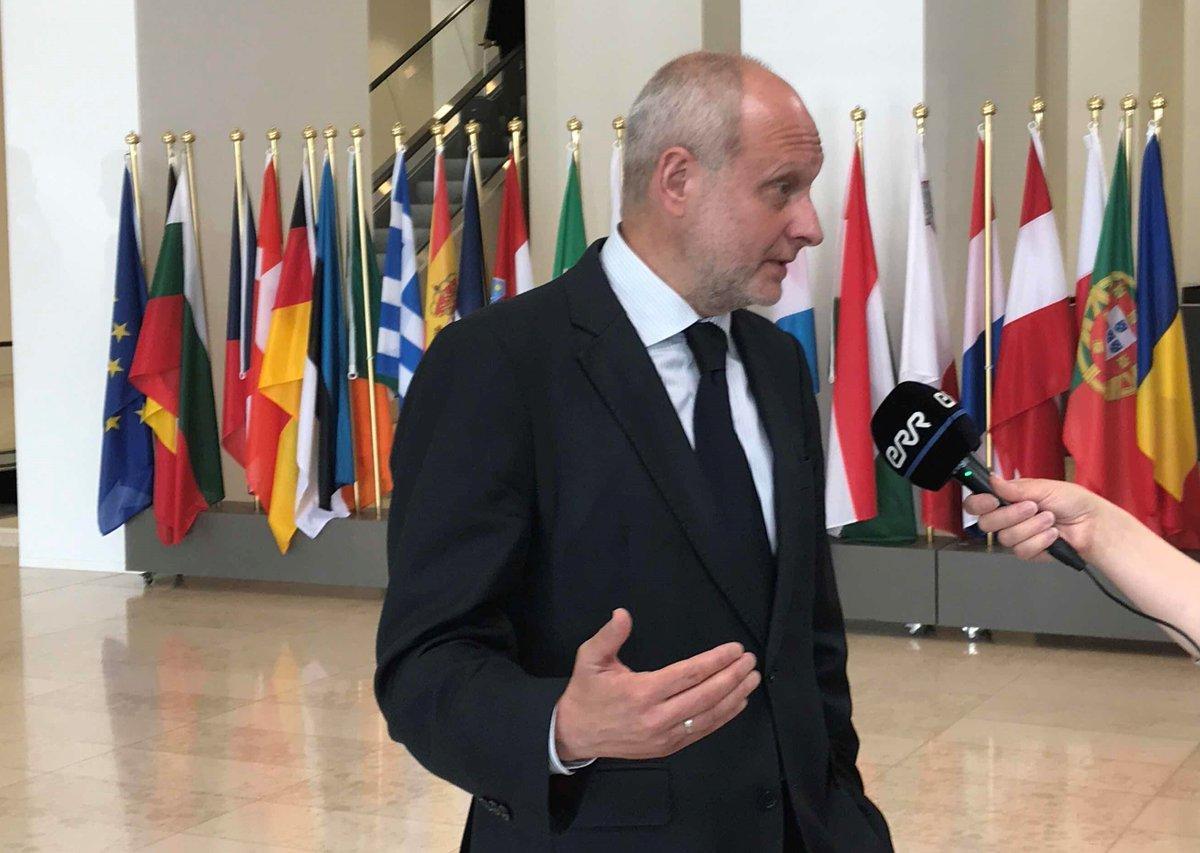 Матти Маасикас - новый глава представительства ЕС в Украине / Twitter - Matti Maasikas