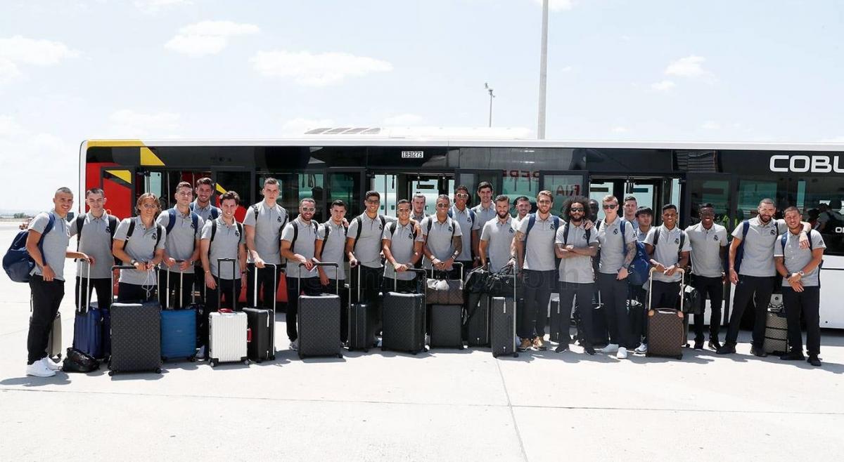 Реал візьме участь у Міжнародному кубку чемпіонів / фото: realmadrid.com