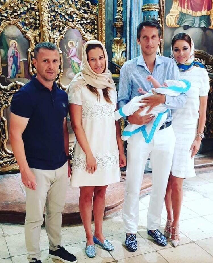 Стаховский поделился фото с Ребровым / фото: instagram.com/stako