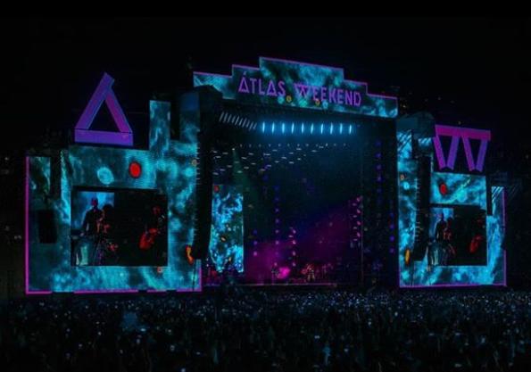 Сегодня выступитпобедительница Евровидения 2018 изИзраиляNETTA / instagram.com/atlasweekend
