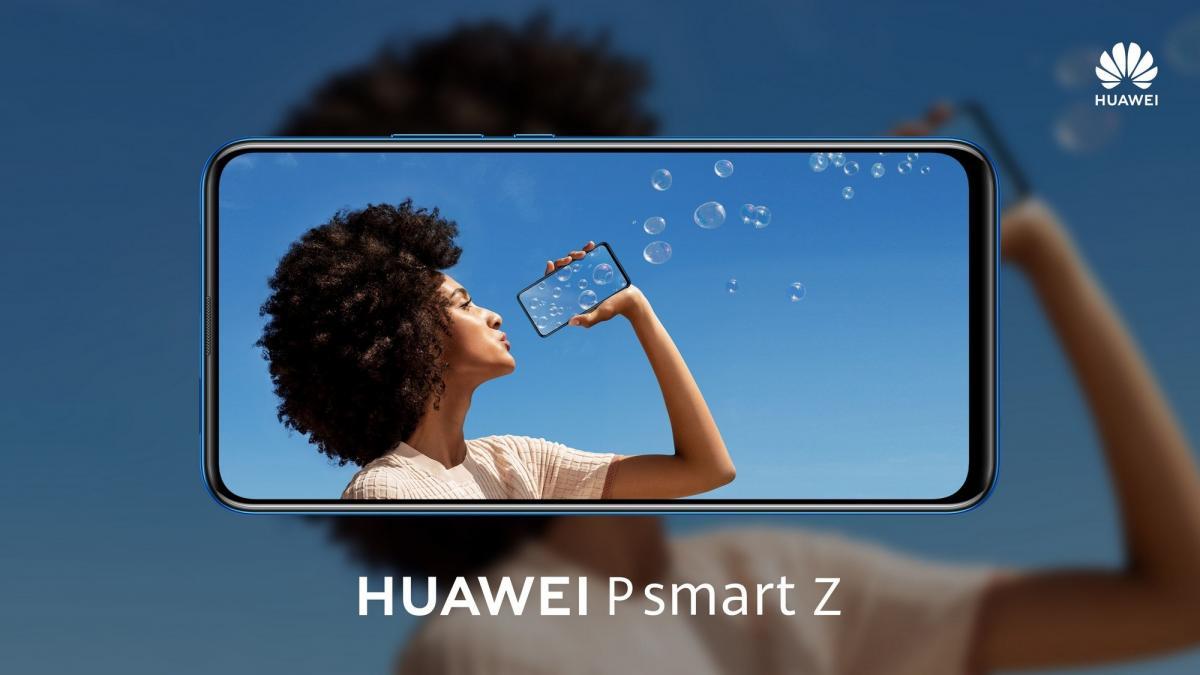 В Україні стартують продажі нового смартфона Huawei / фото Huawei