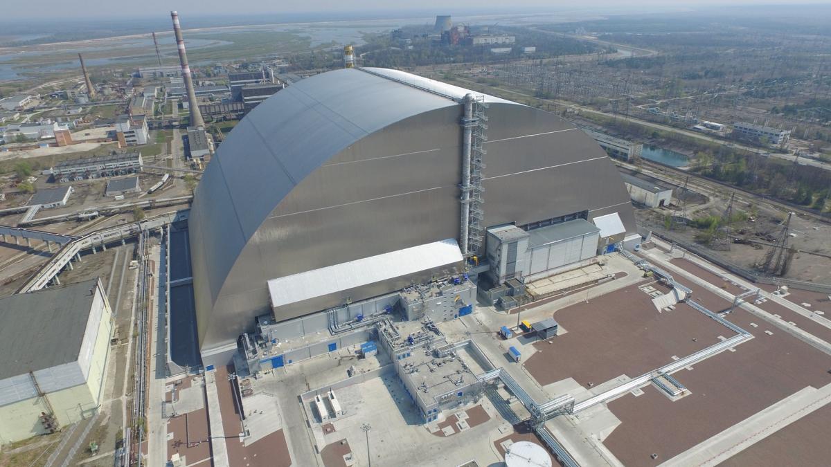 26 апреля - День памяти о Чернобыльской катастрофе / фото facebook/usovant