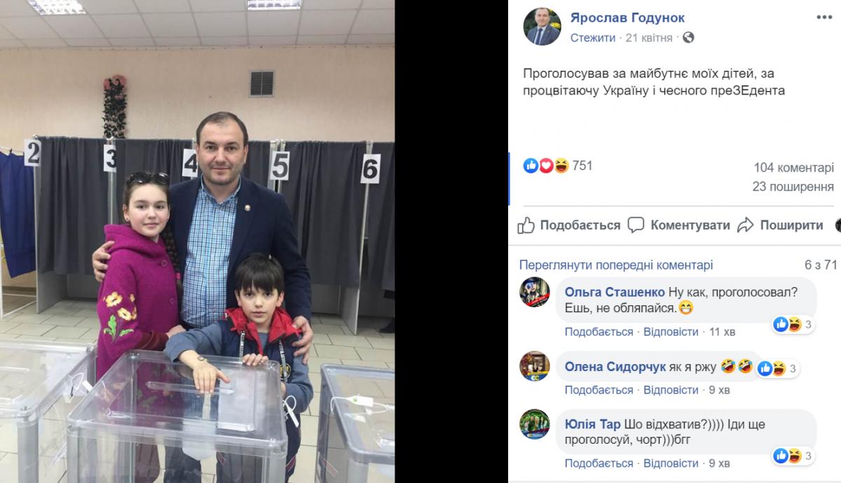 Полиция готовит подозрение секретарю Бориспольского горсовета Годунку за нападение на активиста - Цензор.НЕТ 6527