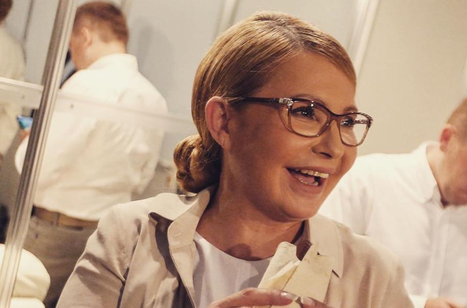 "Юлия Тимошенко показала в соцсетях ""шаурдог"" / Instagram, yulia_tymoshenko"