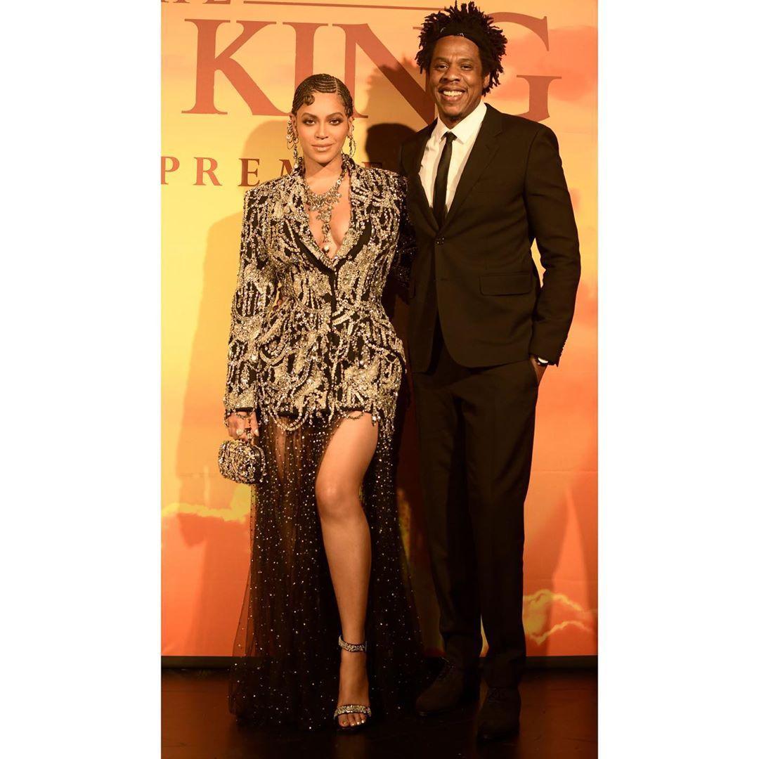 Бейонсе і Jay-Z / instagram.com/beyonce