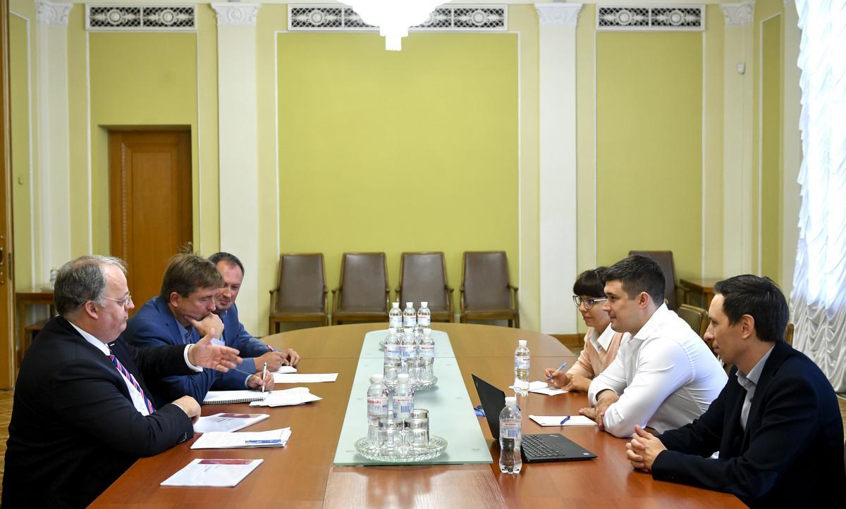 """Євросоюз підтримає реалізацію концепції """"Держава у смартфоні"""" / фото president.gov.ua"""