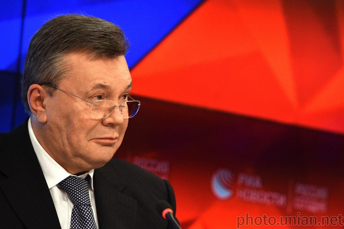 Януковича позвали в ГБР / фото УНИАН
