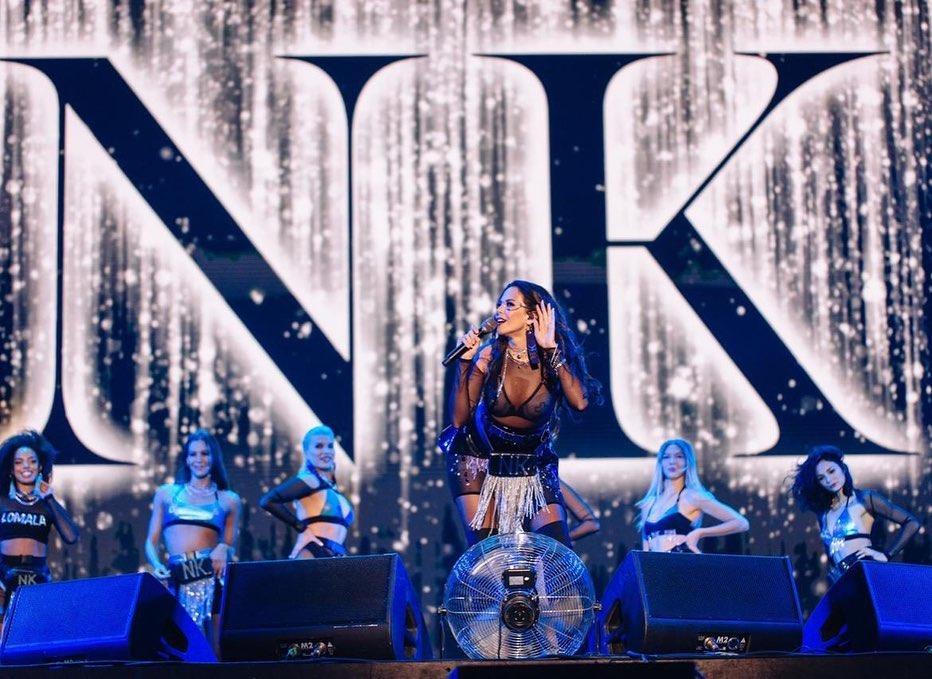 Каменских разочаровала поклонников концертным нарядом / фото фото instagram.com/kamenskux