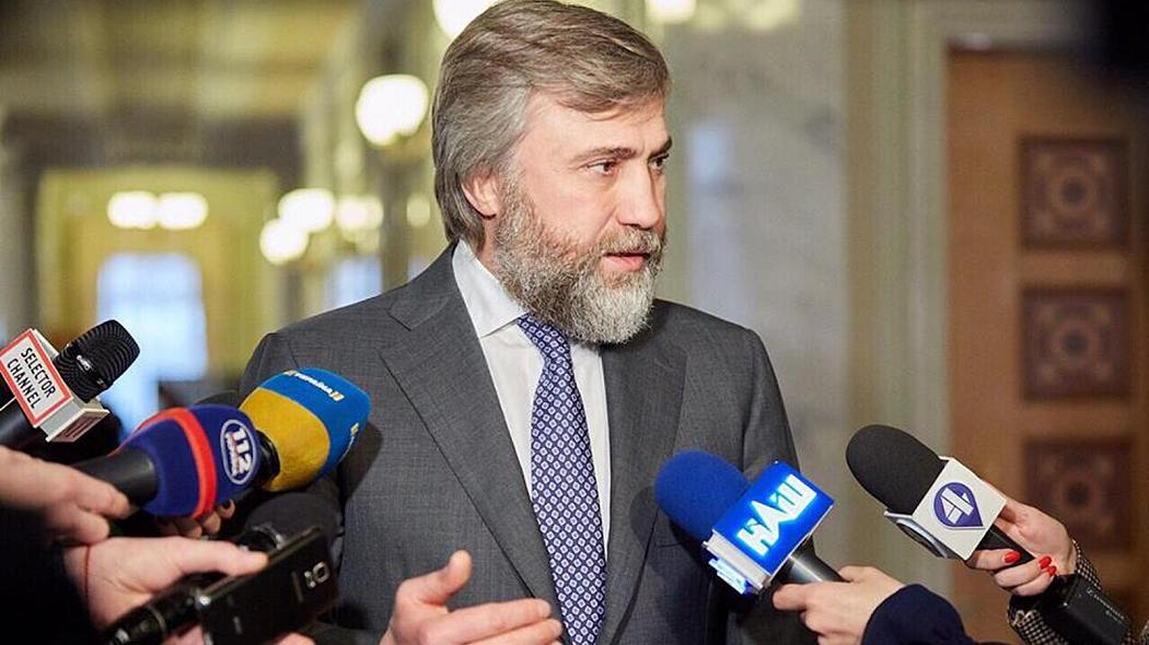 Вадим Новинский / opposition.com.ua
