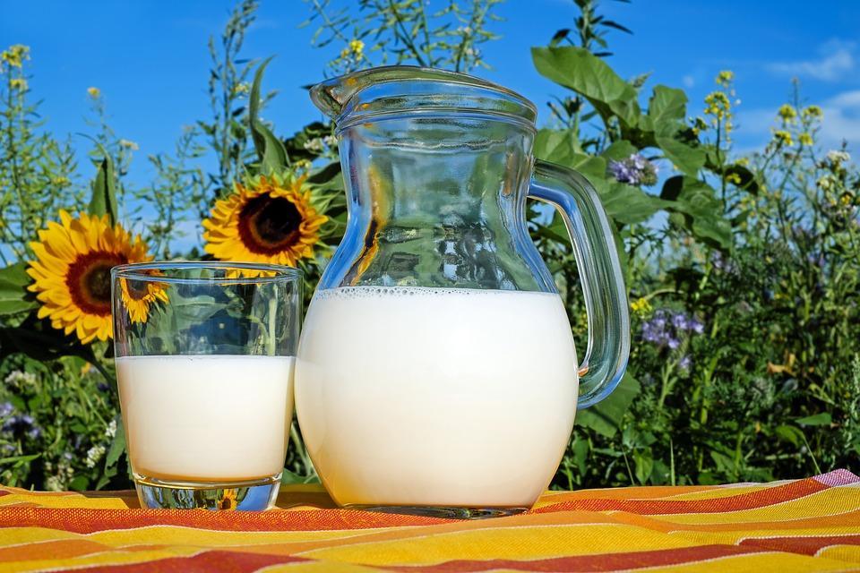 В перечне продуктов - и молоко / фото pixabay.com